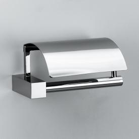 Decor Walther Bloque BQ TPH4 C Toilettenpapierhalter mit Deckel chrom