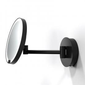 Decor Walther JUST LOOK WR LED Sensor Wandkosmetikspiegel Akku schwarz matt