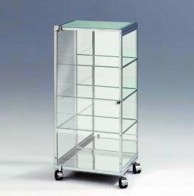 Decor Walther RW 1 Rollschrank Glas klar