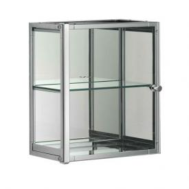 Decor Walther S2 Glasschrank Glas klar