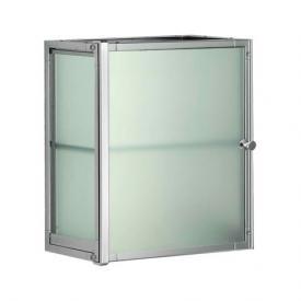 Decor Walther S2 Glasschrank satiniert Glas