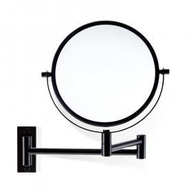 Decor Walther SPT 33 Wand-Kosmetikspiegel, 5-fache/1-fache Vergrößerung schwarz matt