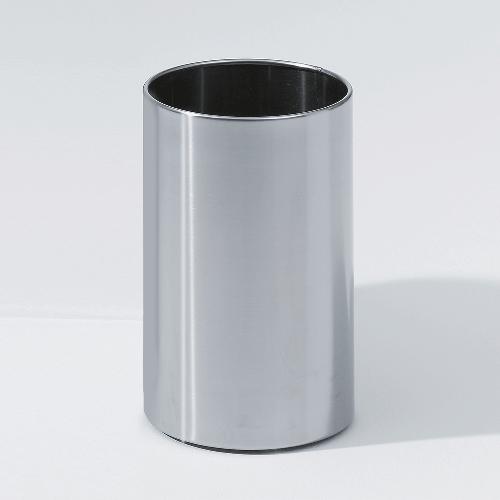 Decor Walther DW 104 Papierkorb Edelstahl, poliert