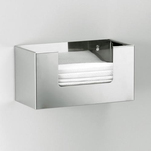 Decor Walther DW 117 Papiertuchbox edelstahl poliert