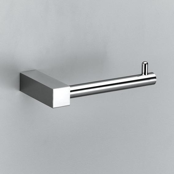 Decor Walther Bloque BQ TPH1 C Toilettenpapierhalter, einfach chrom