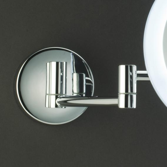 Decor Walther BS 60 Wand-Kosmetikspiegel, beleuchtet