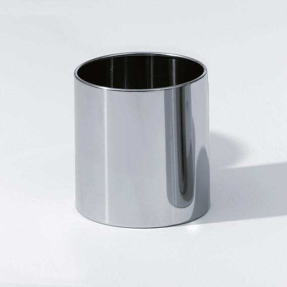 Decor Walther DW 105 Papierkorb Edelstahl, poliert