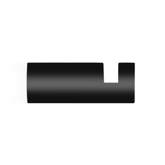 Decor Walther MK HAK1 Haken klein schwarz matt