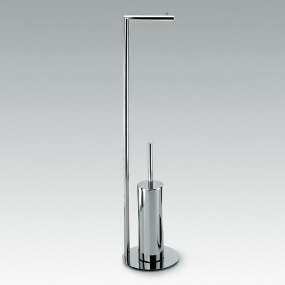 Decor Walther Straight 7 WC-Kombination mit Papierhalter chrom