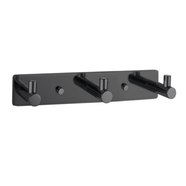 Decor Walther BA HAK3 Hakenleiste schwarz matt