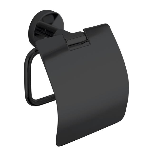 Decor Walther BA TPH4 Toilettenpapierhalter schwarz matt