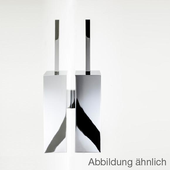 Decor Walther CO WBD N WC-Bürstengarnitur mit Deckel nickel satiniert