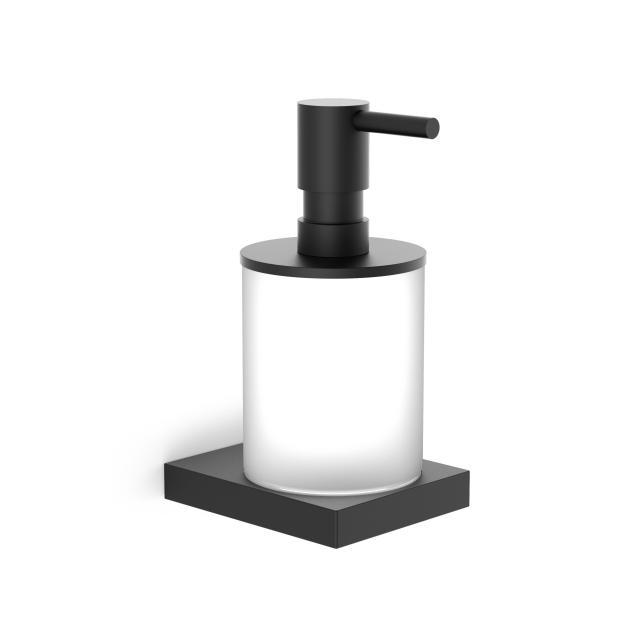 Decor Walther CONTRACT  Seifen- und Desinfektionsmittelspender schwarz matt