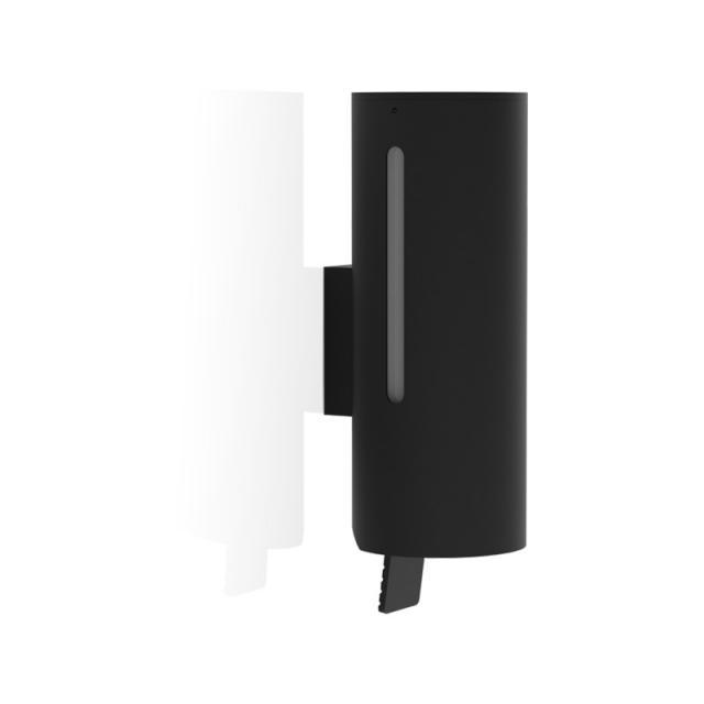 Decor Walther DW 280 Seifen- oder Desinfektionsmittelspender schwarz matt
