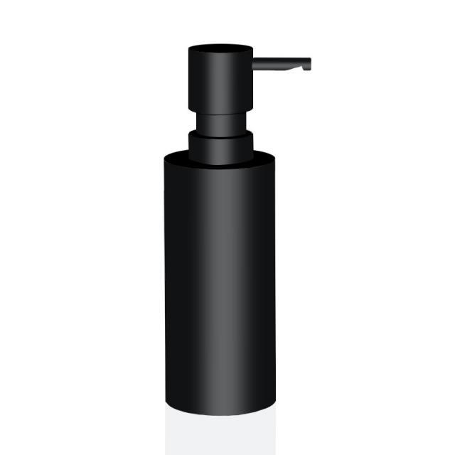Decor Walther MK SSP Seifen- und Desinfektionsmittelspender schwarz matt