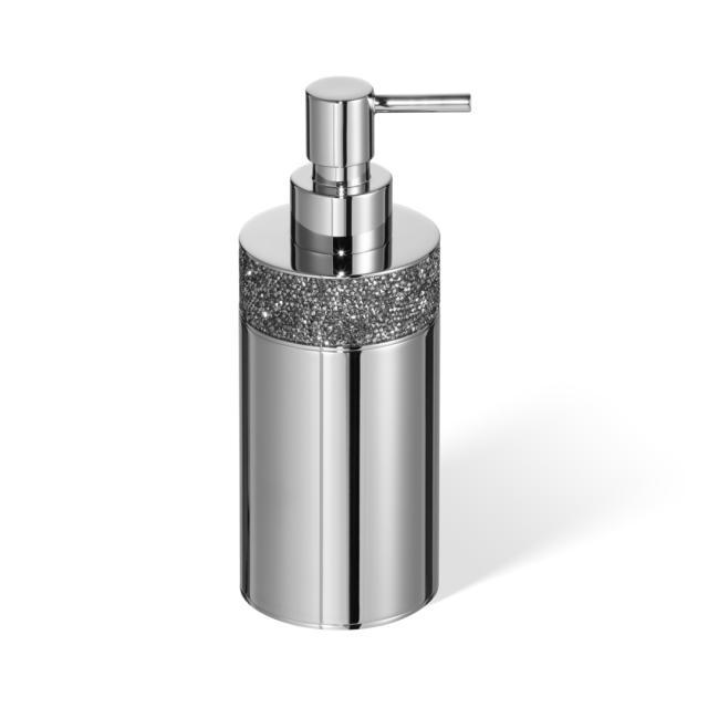 Decor Walther ROCKS SSP 1 Seifen- und Desinfektionsmittelspender chrom