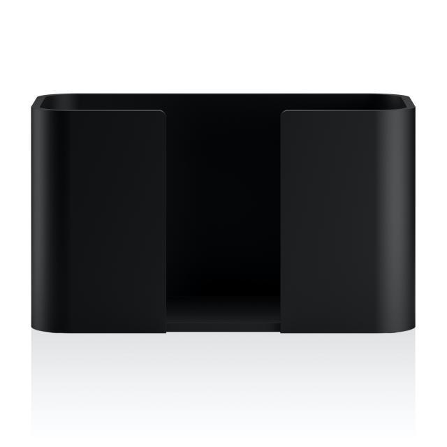 Decor Walther STONE SPTB Gästehandtuchhalter schwarz matt