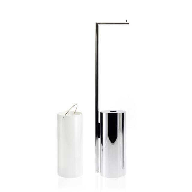 Decor Walther Straight 8 WC Papierhalter mit Hygieneeimer