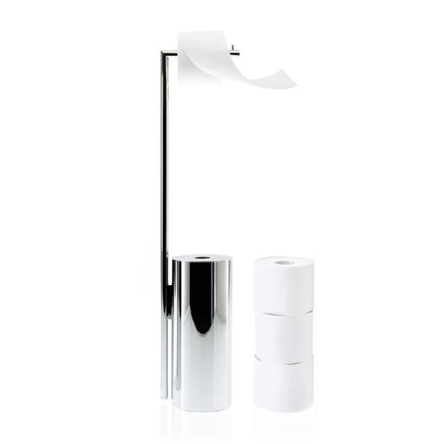 Decor Walther Straight 9 WC Papierhalter mit Reserverollenbehälter