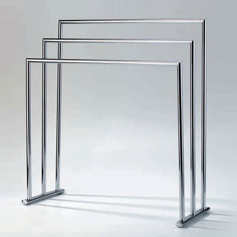 decor walther ht 9 handtuchst nder chrom 0500300 reuter. Black Bedroom Furniture Sets. Home Design Ideas