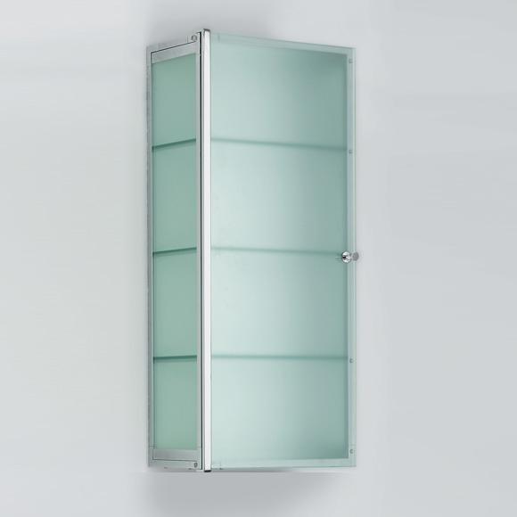 glasschrank bad
