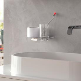 Emco Art Flüssigseifenspender/Glashalter