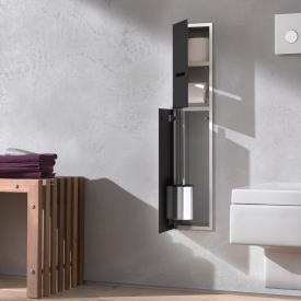 Emco Asis 2.0 Unterputz-WC-Modul schwarz