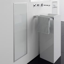 Emco Asis Unterputz-Schrankmodul optiwhite/aluminium