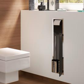 Emco Asis Unterputz-WC-Modul schwarz