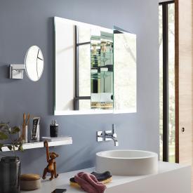 Emco Evo Unterputz Spiegelschrank mit LED-Beleuchtung ohne light system