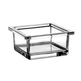 Emco Liaison Glasschale quadratisch