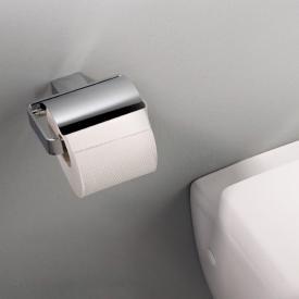 Emco Loft Papierhalter mit Deckel chrom