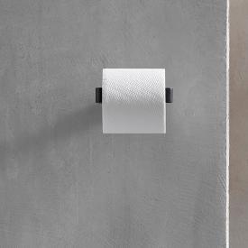 Emco Loft Papierhalter ohne Deckel schwarz
