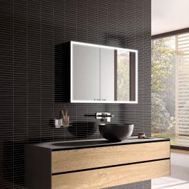 Emco Prestige 2 Aufputz-Lichtspiegelschrank breite Tür rechts, mit light system