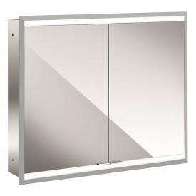 Emco Prime2 Unterputz LED-Lichtspiegelschrank, 2 Türen