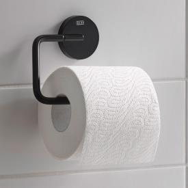 Emco Round Papierhalter schwarz matt