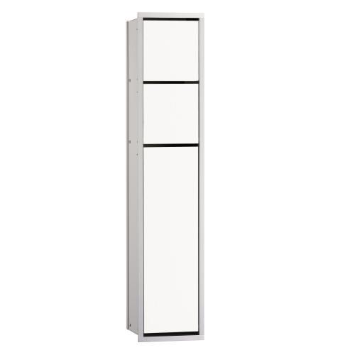 emco asis unterputz wc modul optiwhite aluminium 975027450 reuter. Black Bedroom Furniture Sets. Home Design Ideas