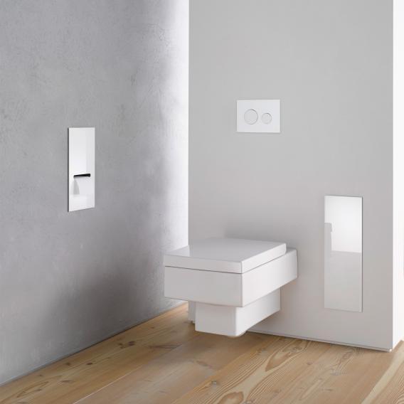 Emco Asis 2.0 Unterputz-WC-Papier-Modul optiwhite