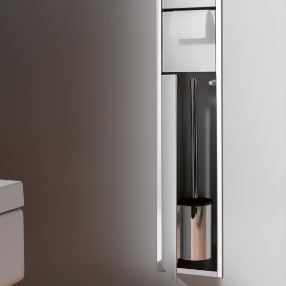 Emco Asis Unterputz-WC-Modul optiwhite/chrom