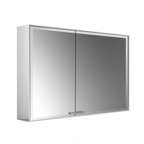 Emco Prestige 2 Aufputz-Lichtspiegelschrank breite Tür rechts