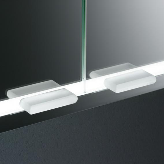Emco Prestige Aufputz-Lichtspiegelschrank