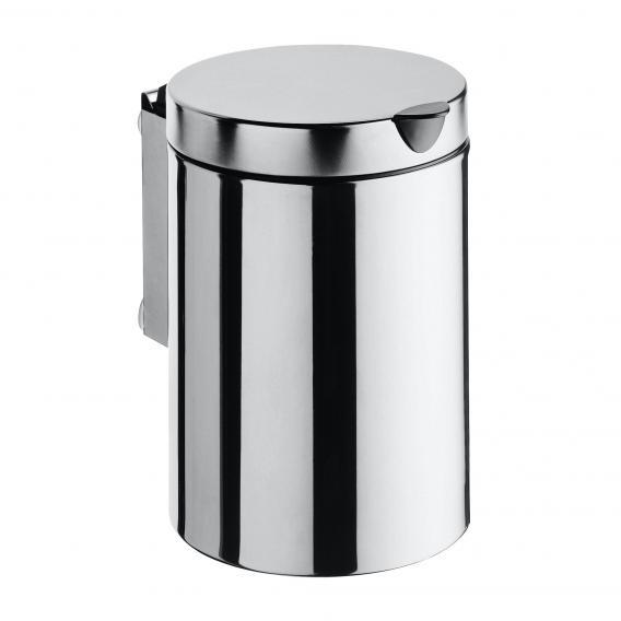 Emco System2 Abfallbehälter mit Deckel, Wandmodell