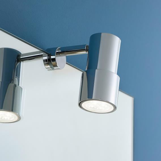 Emco Universal LED-Spiegel-Klemmleuchte