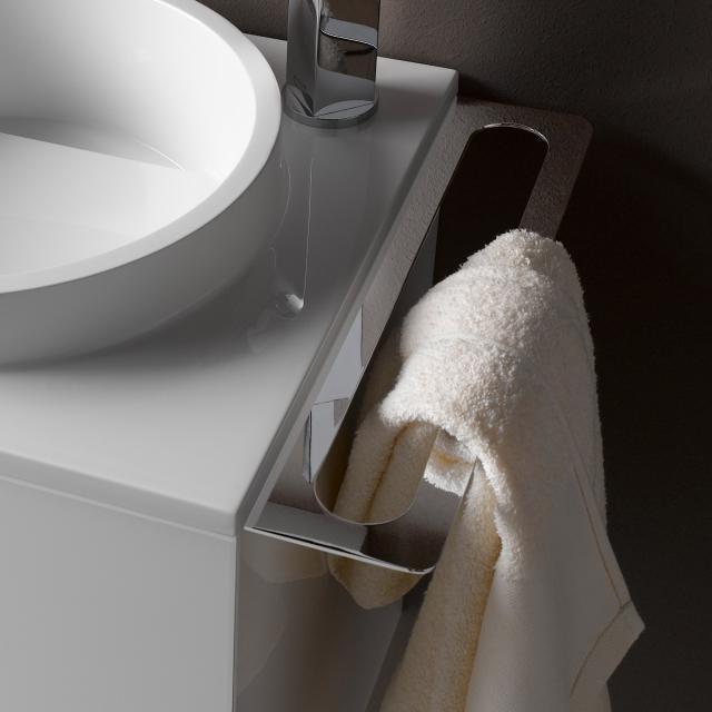 Emco Asis Handtuchhalter für Gäste-Waschtisch