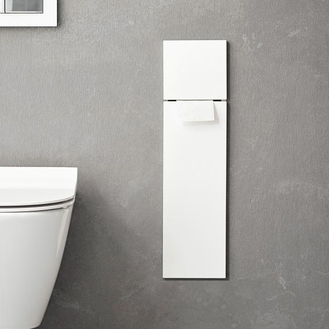 Emco Asis Pure Unterputz-WC-Modul weiß matt