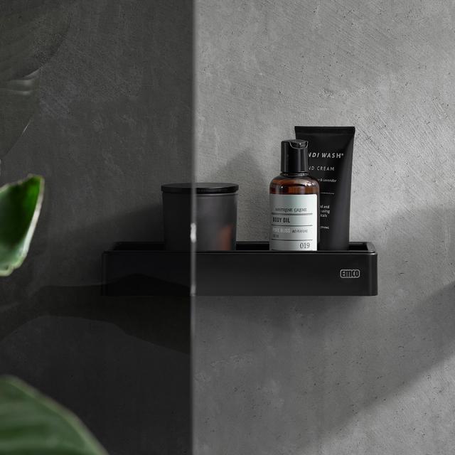 Emco Loft Schwammkorb schwarz matt