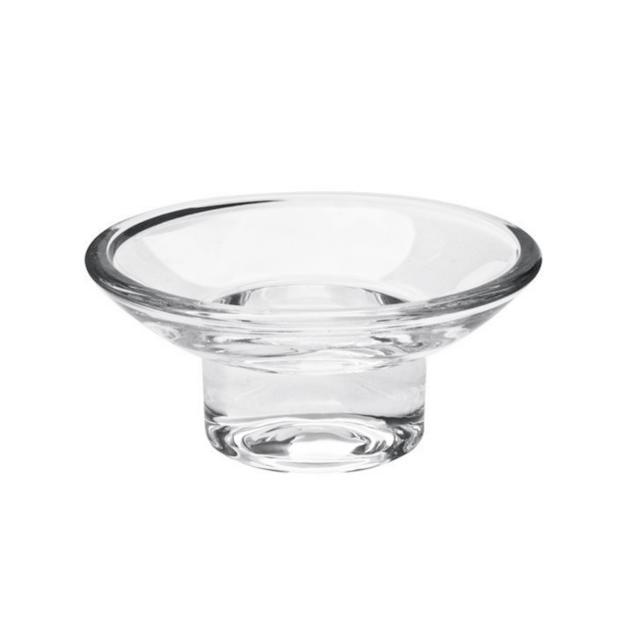 Emco Polo Seifenschale Kristallglas klar
