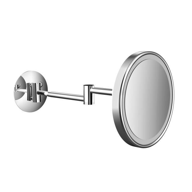 Emco Pure LED Rasier- und Kosmetikspiegel mit Direktanschluss