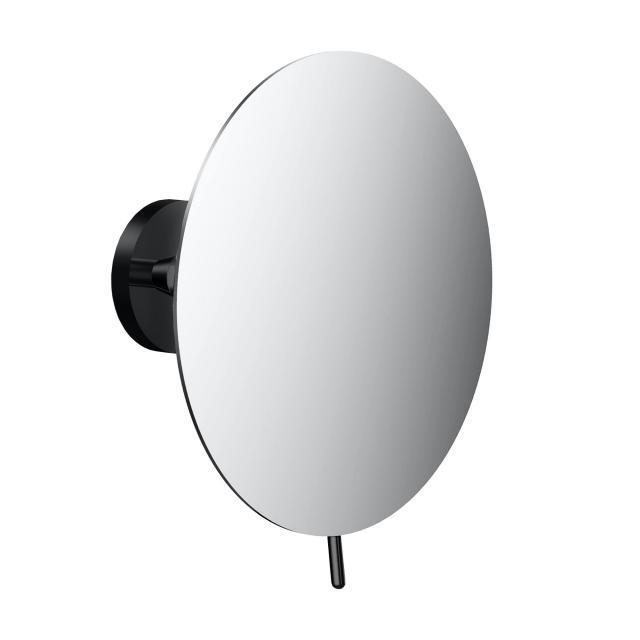 Emco Pure Rasier- und Kosmetikspiegel schwarz