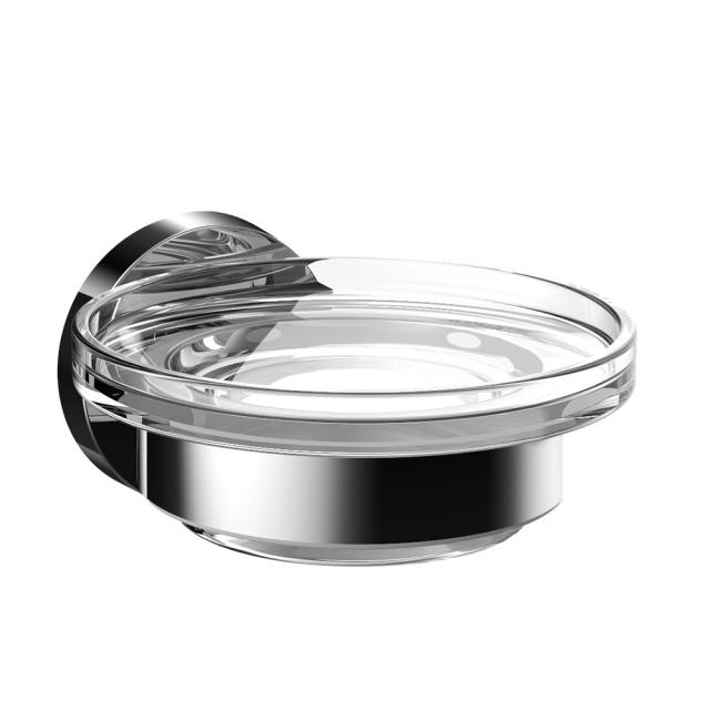 Emco Round Seifenhalter chrom